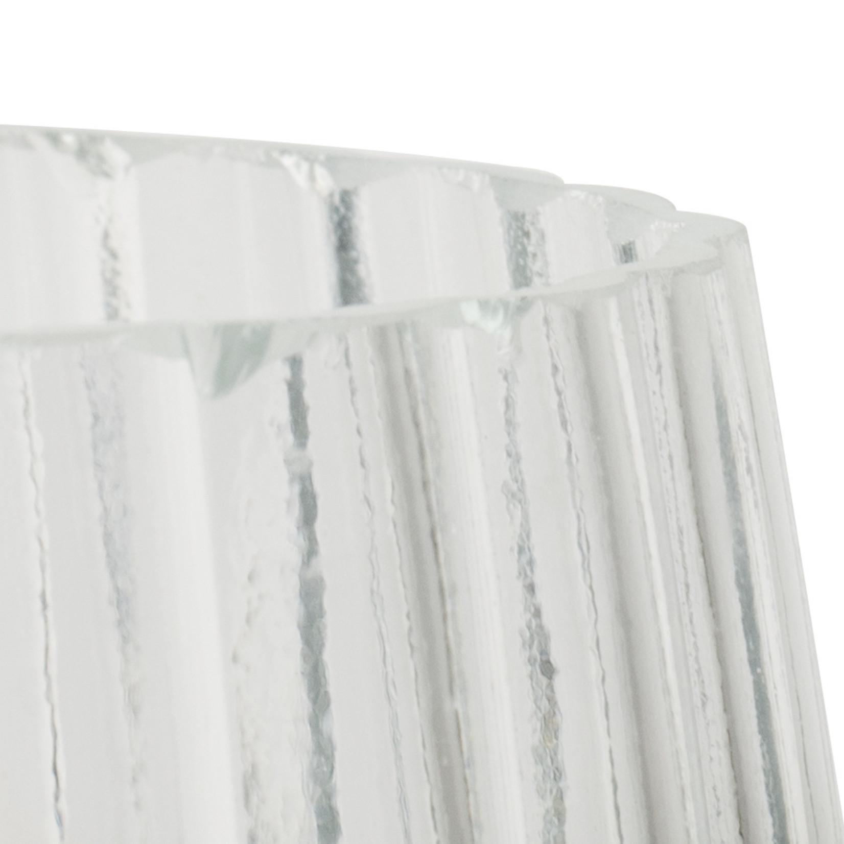 Jodeco Glass Design vaas 'Dex'