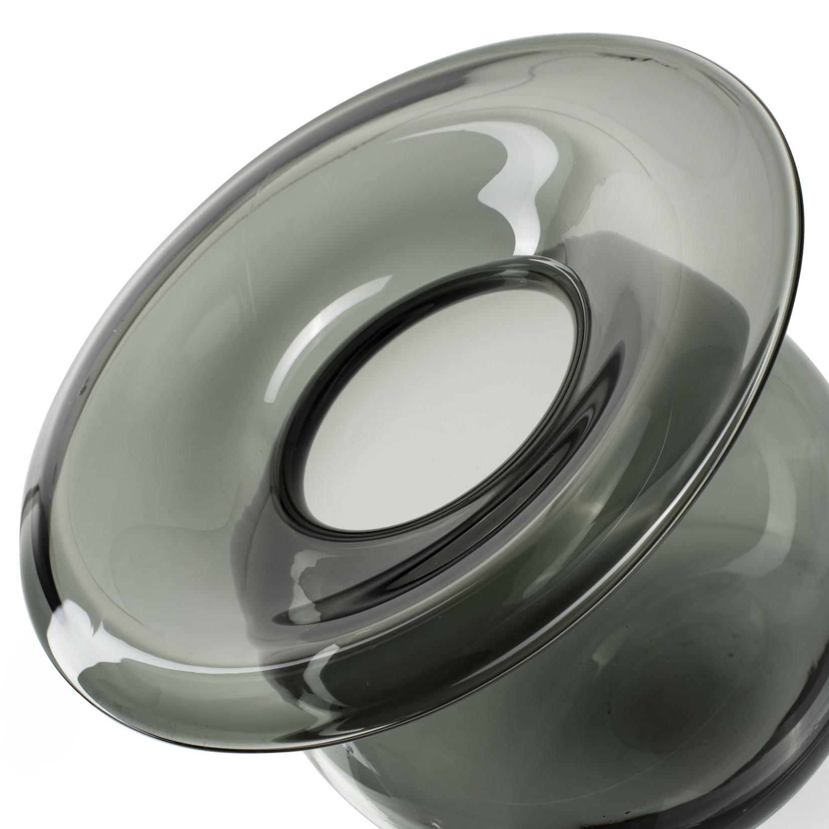 Jodeco Glass Glazen vaas 'Gyan'