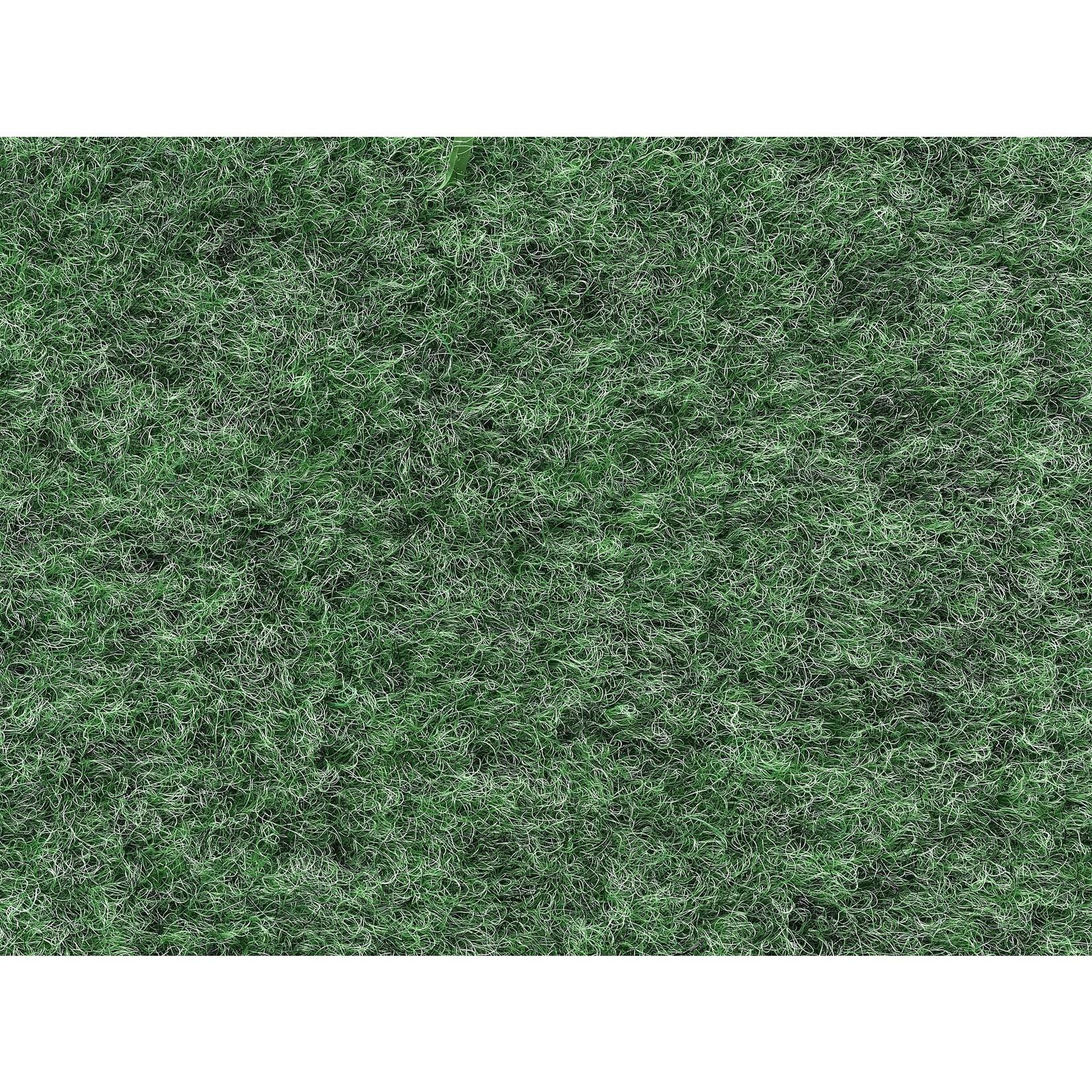 Hamat Marbella Groen met Nop 133x400cm
