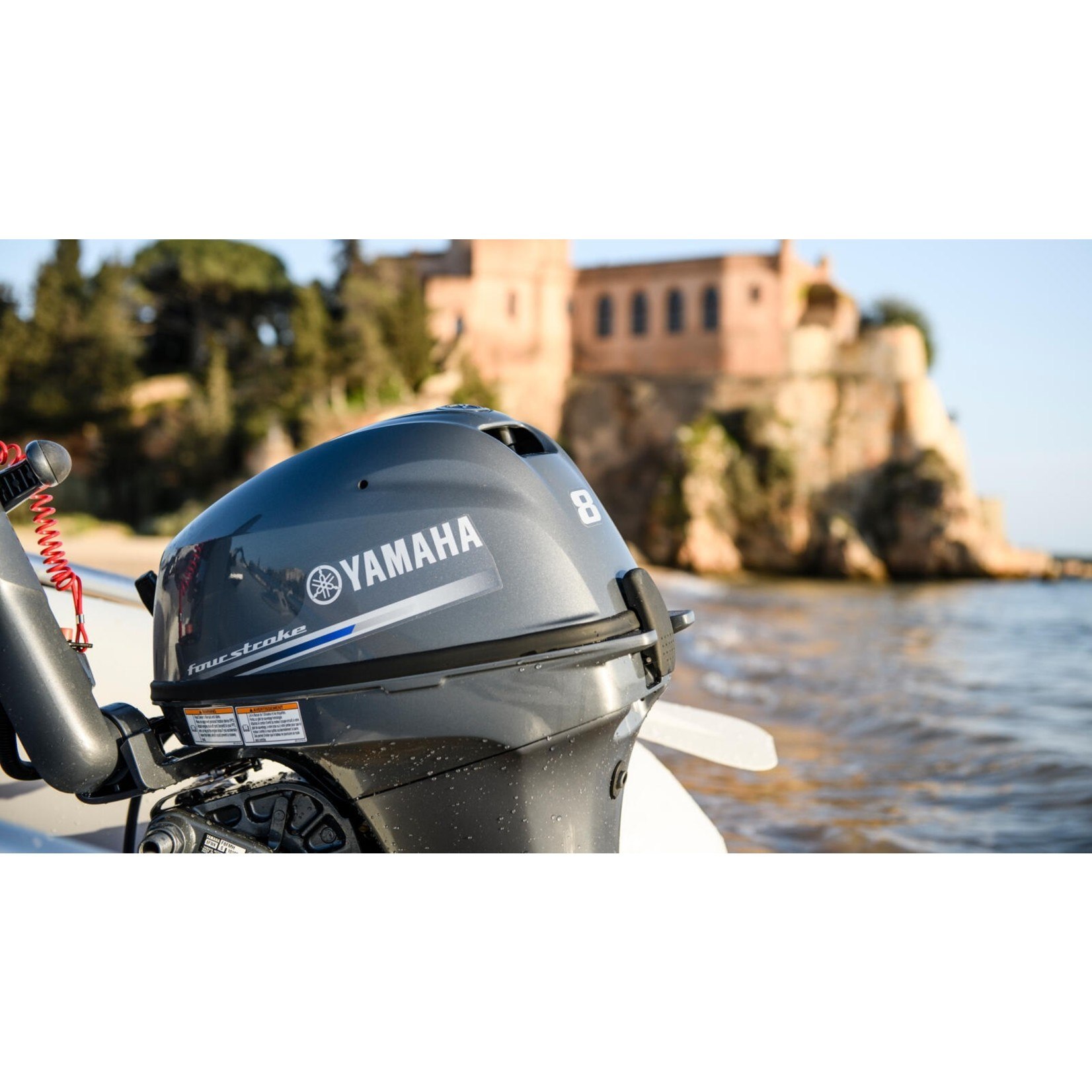 Yamaha Yamaha 8PK FMHS