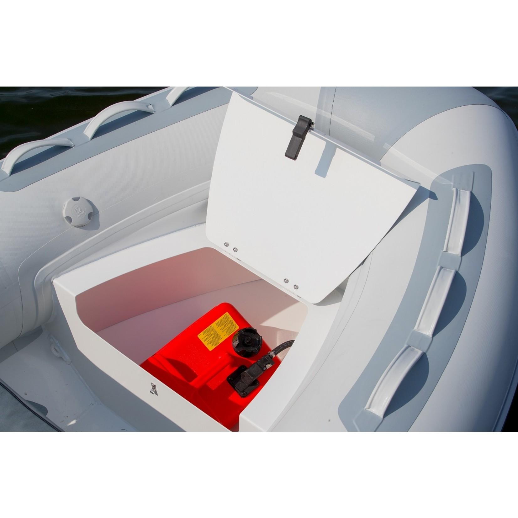 Zodiac Cadet 300 DL ALU RIB - Deck & Locker