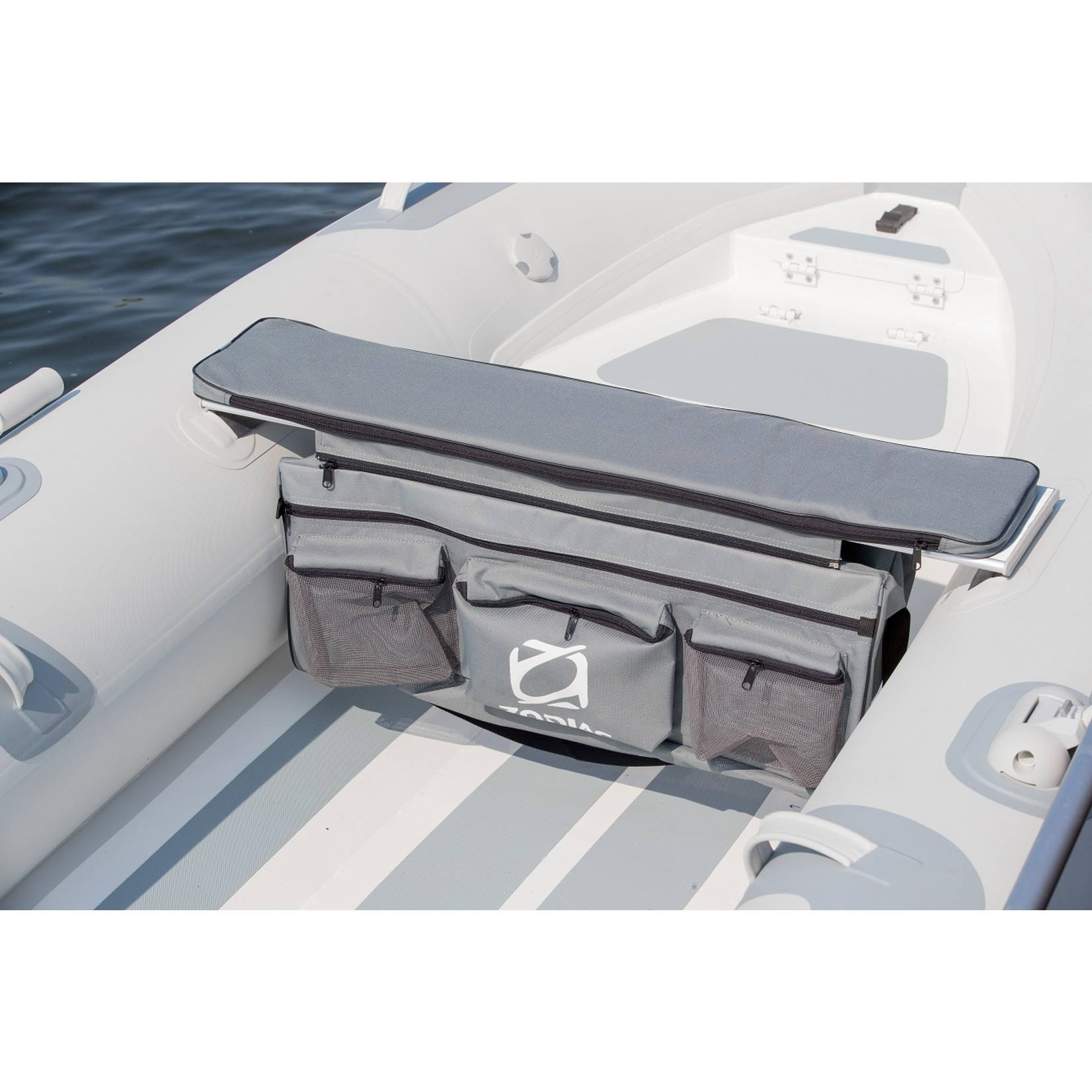 Zodiac Cadet 360 DL ALU RIB - Deck & Locker (3.63 mtr.)