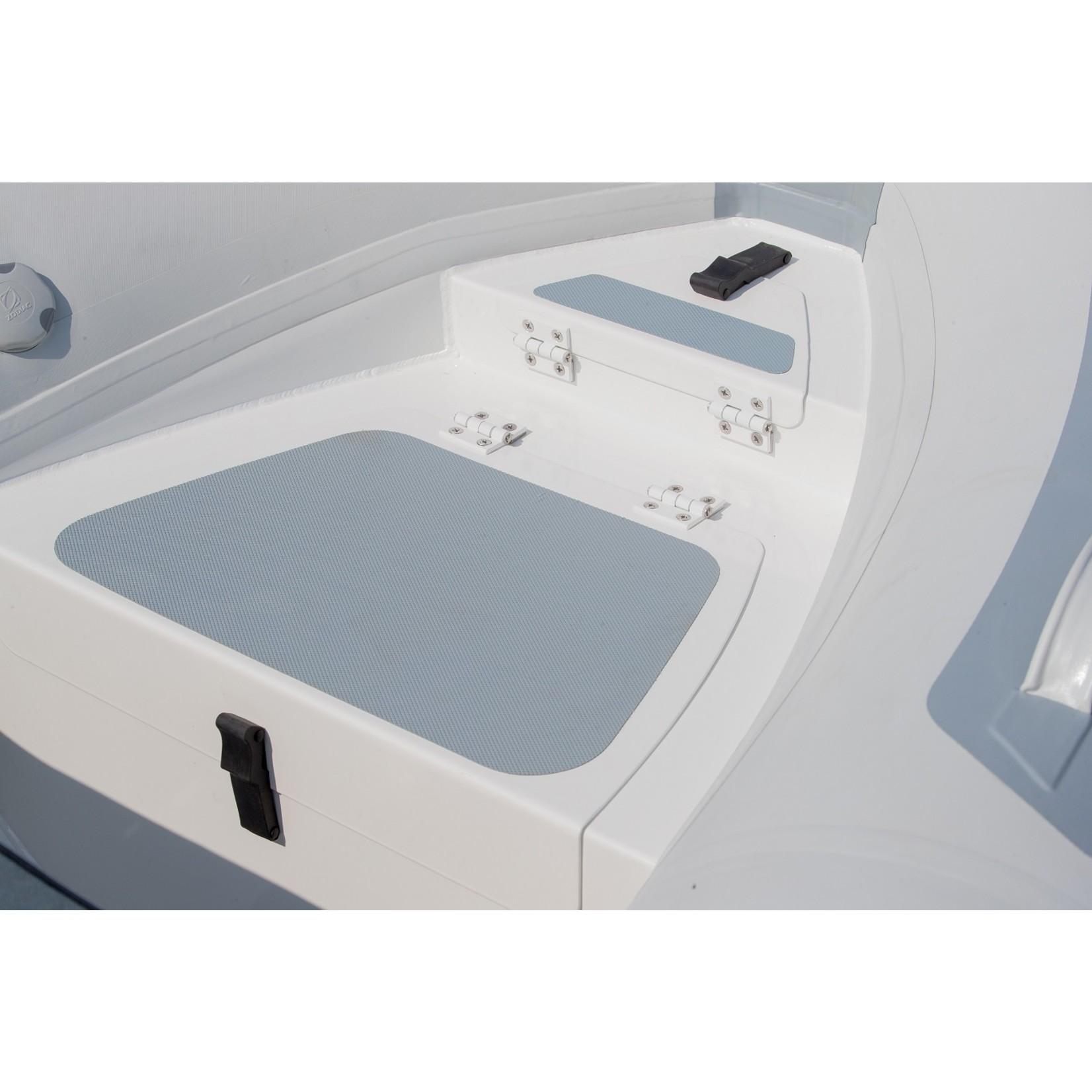 Zodiac Cadet 360 DL ALU RIB - Deck & Locker