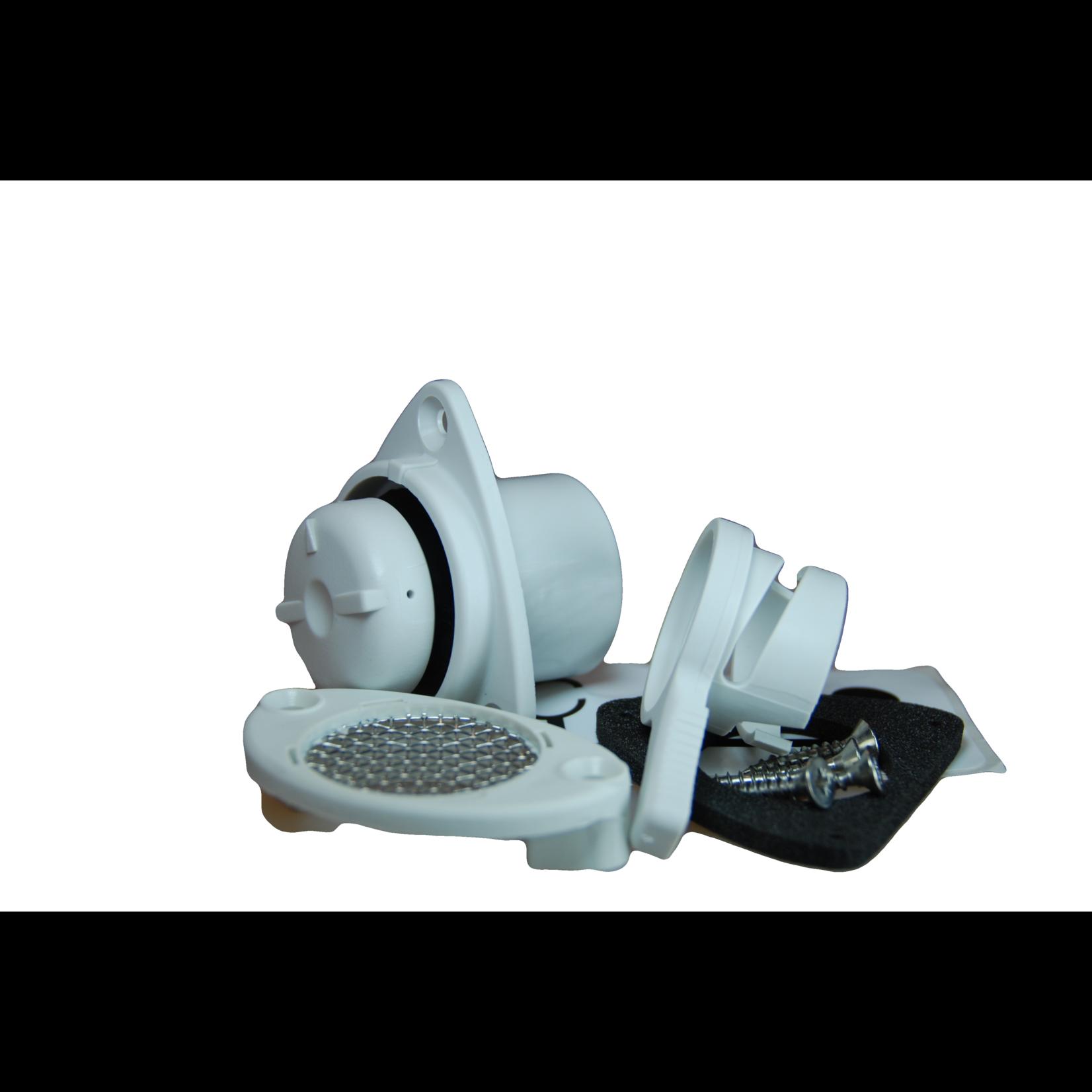 Zodiac Selfbailer kit complete grey - slide type