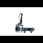 Zodiac Selfbailer drain plug SS D34