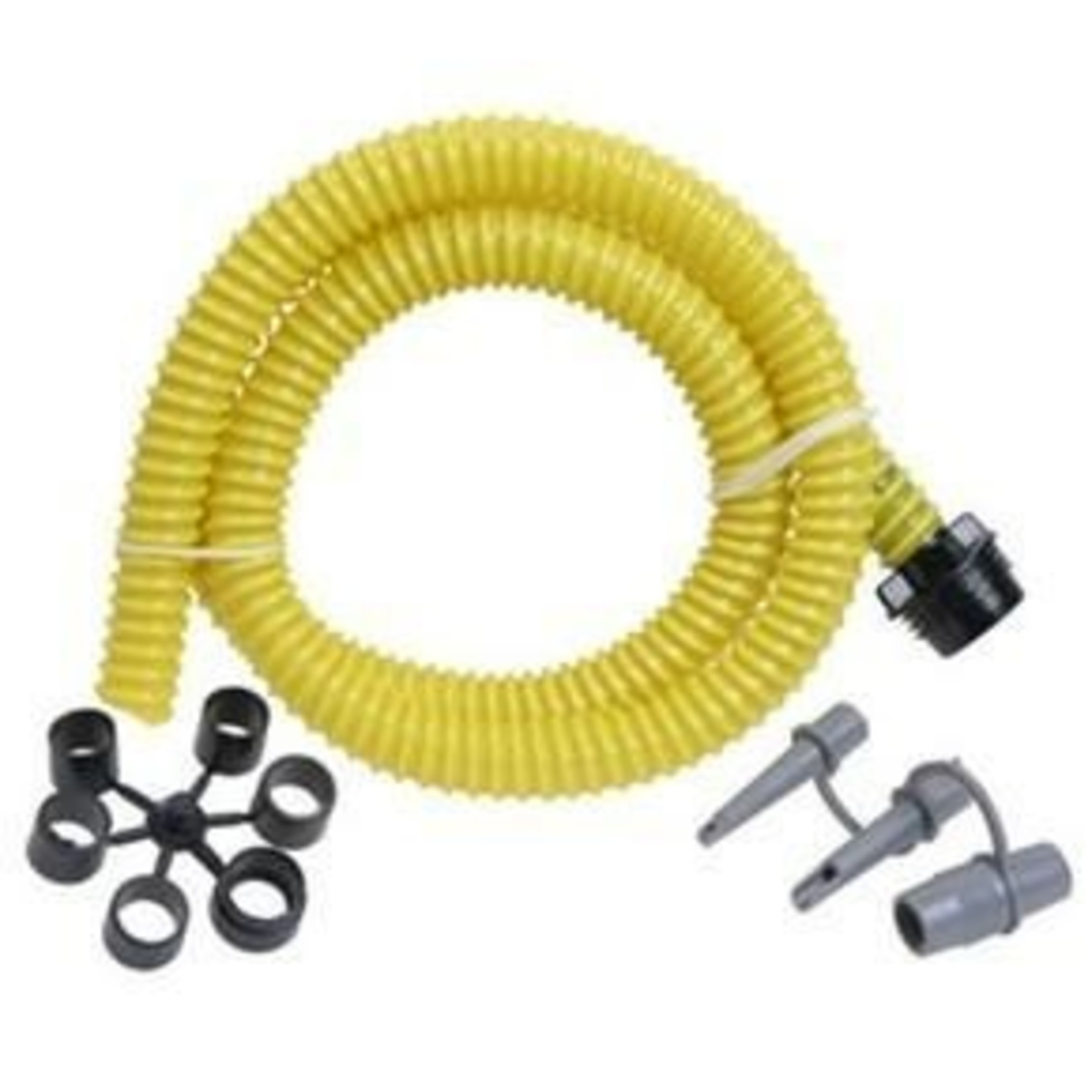 Scoprega Bravo hose for footpump with adapterset