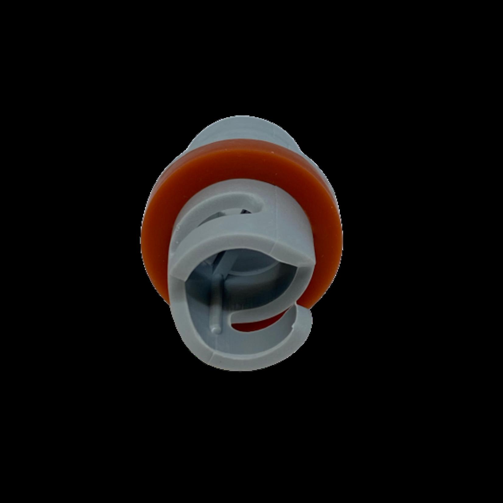 Divers Verloopstuk voor de pompslang - Bravo 2005 ventiel