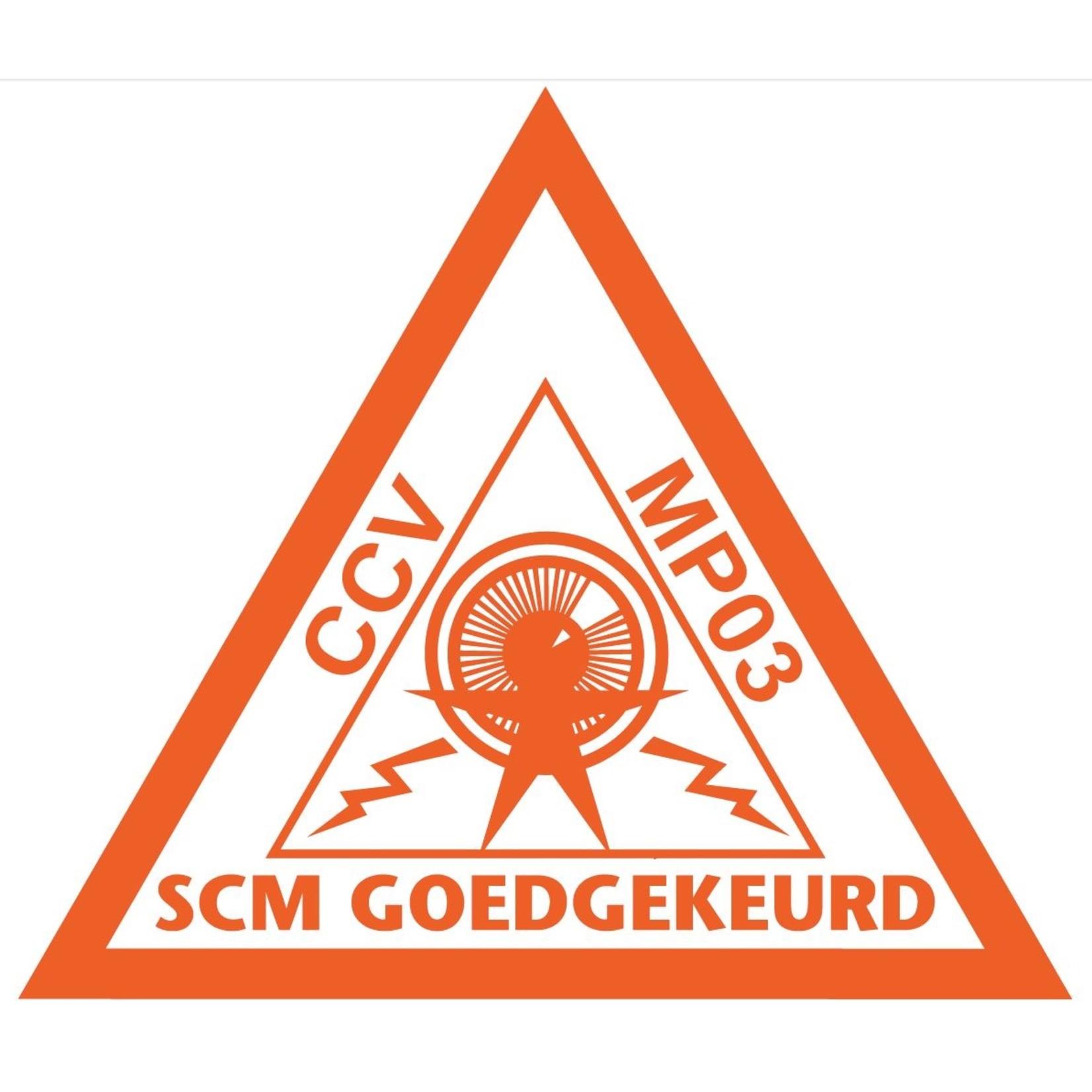 Steady Steady BBMS2 - buitenboordmotorslot - SCM goedgekeurd