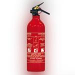 Divers Powder fire extinguisher 1kg.