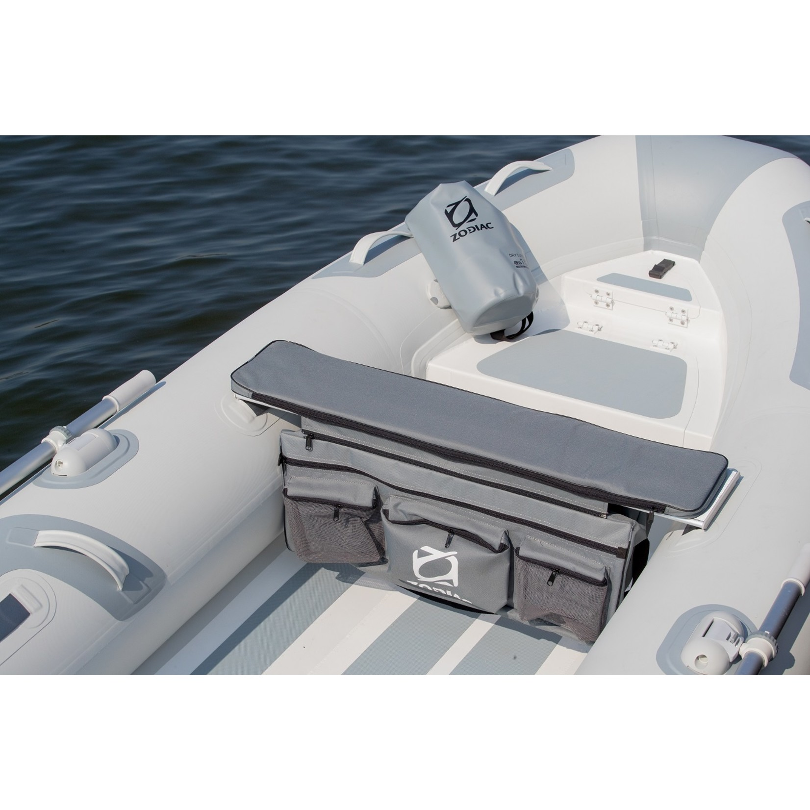 Zodiac Cadet 390 DL ALU RIB - Deck & Locker (3.93 m.)