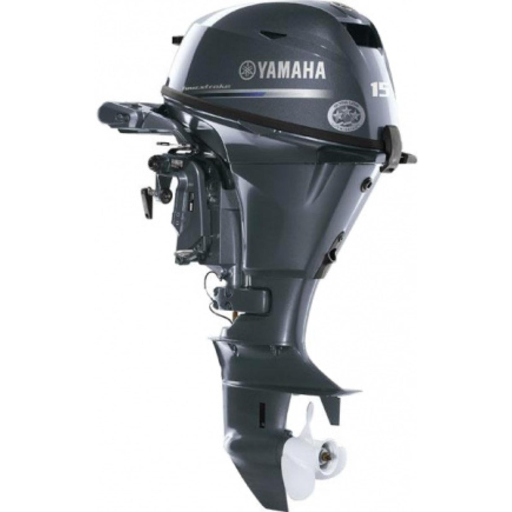 Yamaha Yamaha 15PK CES buitenboordmotor