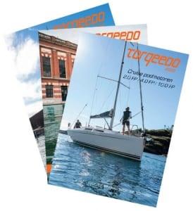Brochure Torqeedo Travel electric outboards