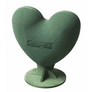 OASIS® BIOLINE® OASIS BIOLINE® 3D Hart klein | 20x12,5x8cm