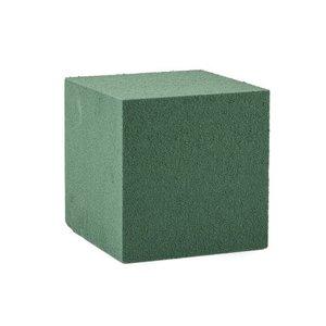 OASIS® FLORAL FOAM OASIS® IDEAL Steckschaum Kubus ca. 10 x 10 x 10 cm