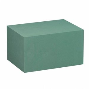 OASIS® FLORAL FOAM OASIS® IDEAL Steckschaum Corsoblock 3 | 32 x 23 x 18 cm