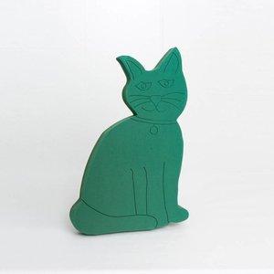OASIS® FOAM FRAMES® OASIS® FOAM FRAMES® Steckschaum Katze 39 x 59 cm