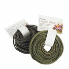 OASIS® FLORAL PRODUCTS Rustic Grapevine Wire Braun 22 m x 13 mm Ø
