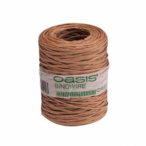 OASIS® FLORAL PRODUCTS OASIS® Deco Bindedraht Natural Ø 4 mm x 205 m