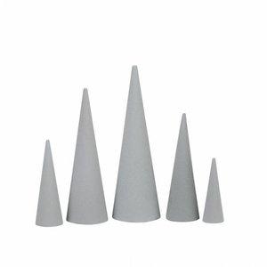 OASIS® SEC OASIS® SEC Steekschuim Kegel Ø 15 x 50 cm