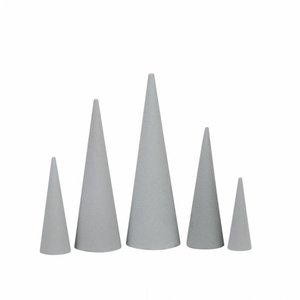 OASIS® SEC OASIS® SEC Steekschuim Kegel Ø 12 x 40 cm