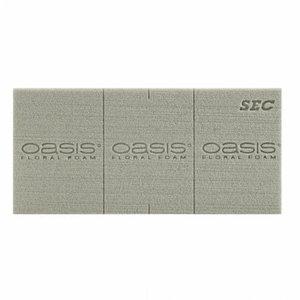 OASIS® SEC OASIS® SEC TROCKEN Steckschaum Ziegel 23 x 11 x 8 cm