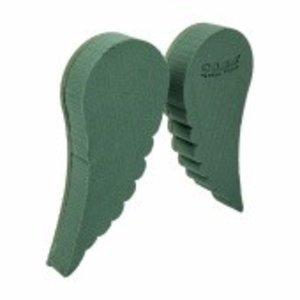 OASIS® BIOLINE® OASIS® BIOLINE® Steekschuim Vleugels 25,5 x 28 x 3,5 cm