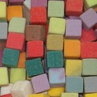 OASIS® RAINBOW® Mini Cubes – Harlekin (Farbenmix)  2 x 2 x 2 cm