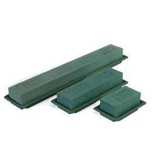 OASIS® FLORAL FOAM OASIS® Table Deco Mini | Groen | 13x9x5cm | 16 stuks