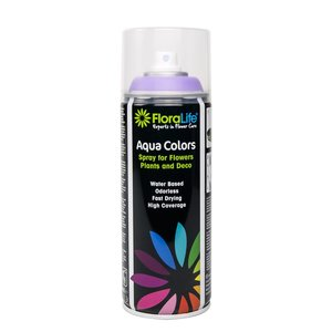 FLORALIFE® Aqua Colors FLORALIFE® Aqua Color Spray – Milka 400 ml