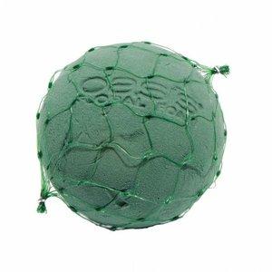 OASIS® FLORAL FOAM OASIS® IDEAL Bal / Bol in Net Ø12cm | 3 stuks Steekschuim bollen
