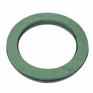 OASIS® NAYLOR BASE® OASIS® NAYLORBASE® Steekschuim Ring / Krans Ø 25 x 5 cm