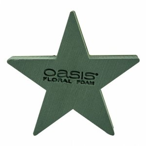 OASIS® BIOLINE® OASIS® BIOLINE® Steckschaum Stern 30 x 30 x 4,5 cm