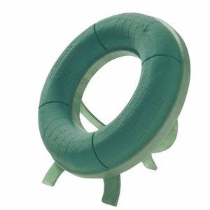 OASIS® ECObase® OASIS® ECObase® Steekschuim Mini Ring / Krans Ø 42 x 8 cm