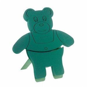 OASIS® BIOLINE® OASIS® BIOLINE® Steckschaum Mini Teddybär 48,5 x 42 x 5 cm
