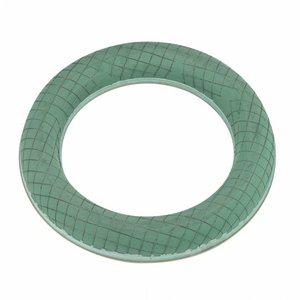 OASIS® bioFLOR OASIS® bioFLOR Steckschaum Ring-Kranz Ø56x7cm | 2 stück