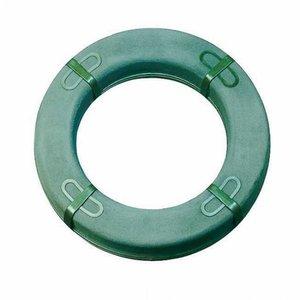 OASIS® FLORAL FOAM OASIS® Steckschaum Ring / Kranz Ø 38 x 7 cm