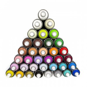 FLORALIFE® Aqua Colors Acryl Decoratie Spuit Verf op Waterbasis | Ultrablauw | 400 ml Spuitbus