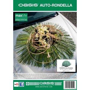 OASIS® FLORAL FOAM OASIS® Auto Rondella Ø20x13cm | 2 stück