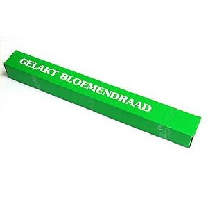 H&R Groen Gelakt Steek Draad Ø0,60x400mm | 2kg