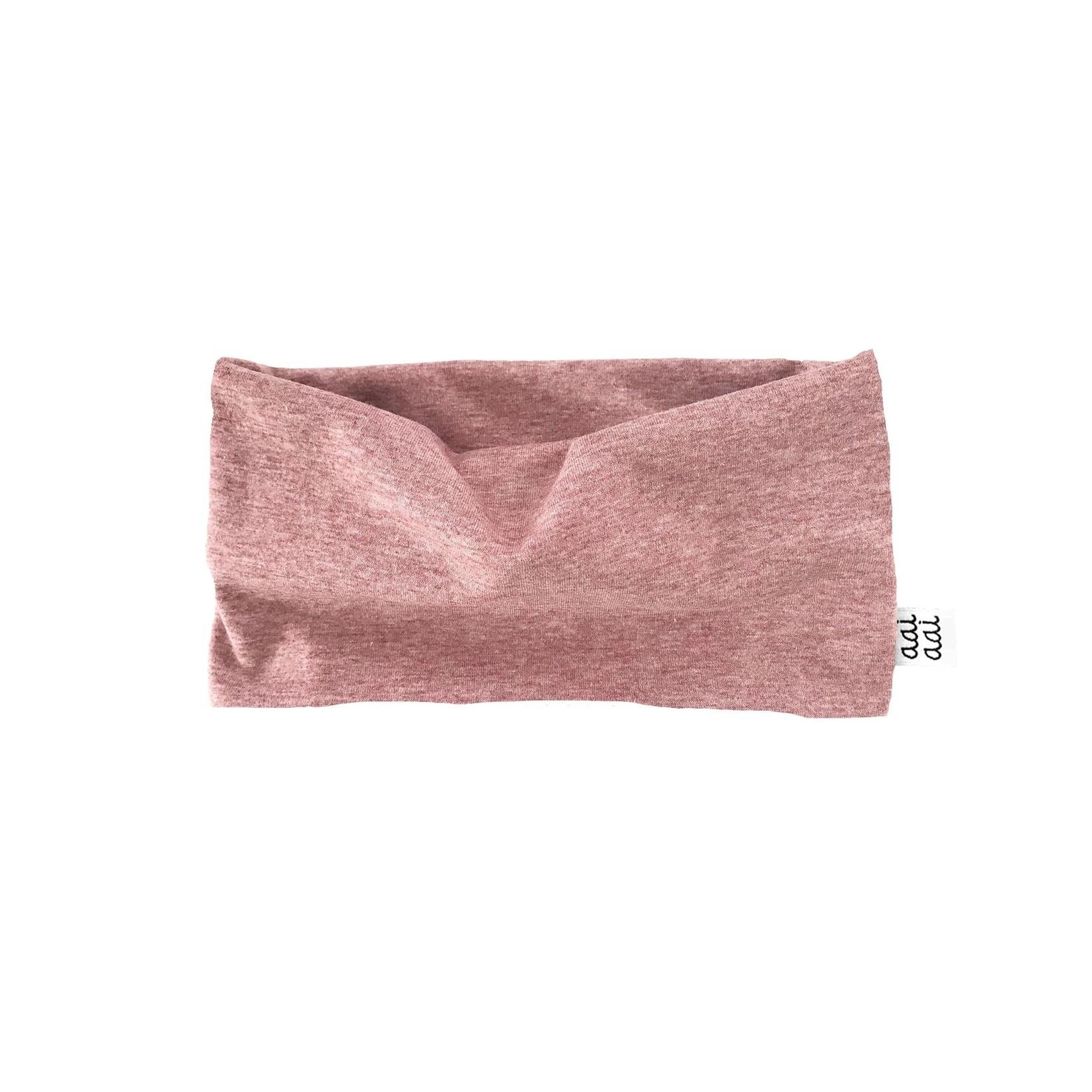 AAI AAI Infinity sjaal (Roze)