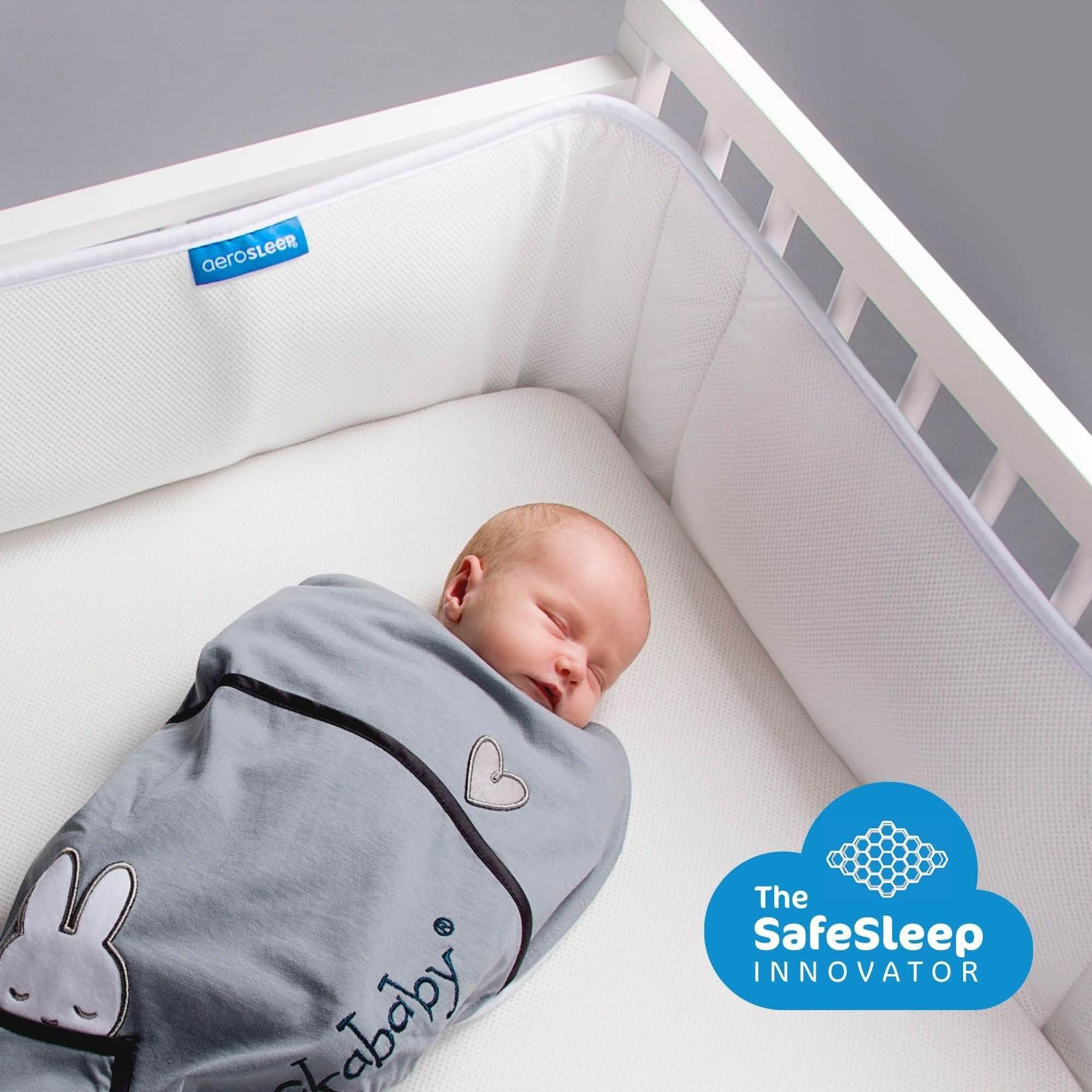 AeroSleep SafeSleep 3D Bedomrander (Wit)