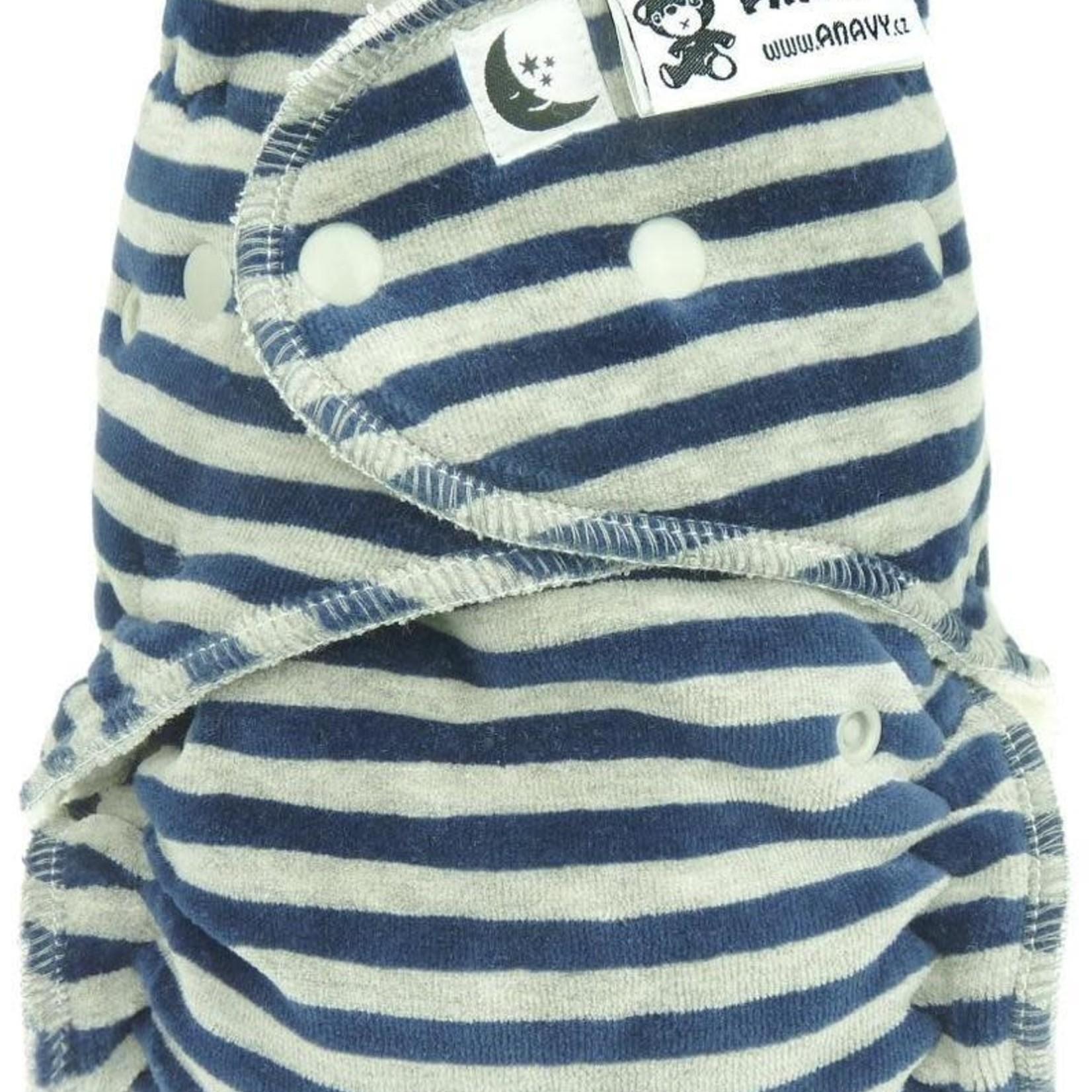 Anavy Nachtluier (Maxi XL) SNAPS - Stripes