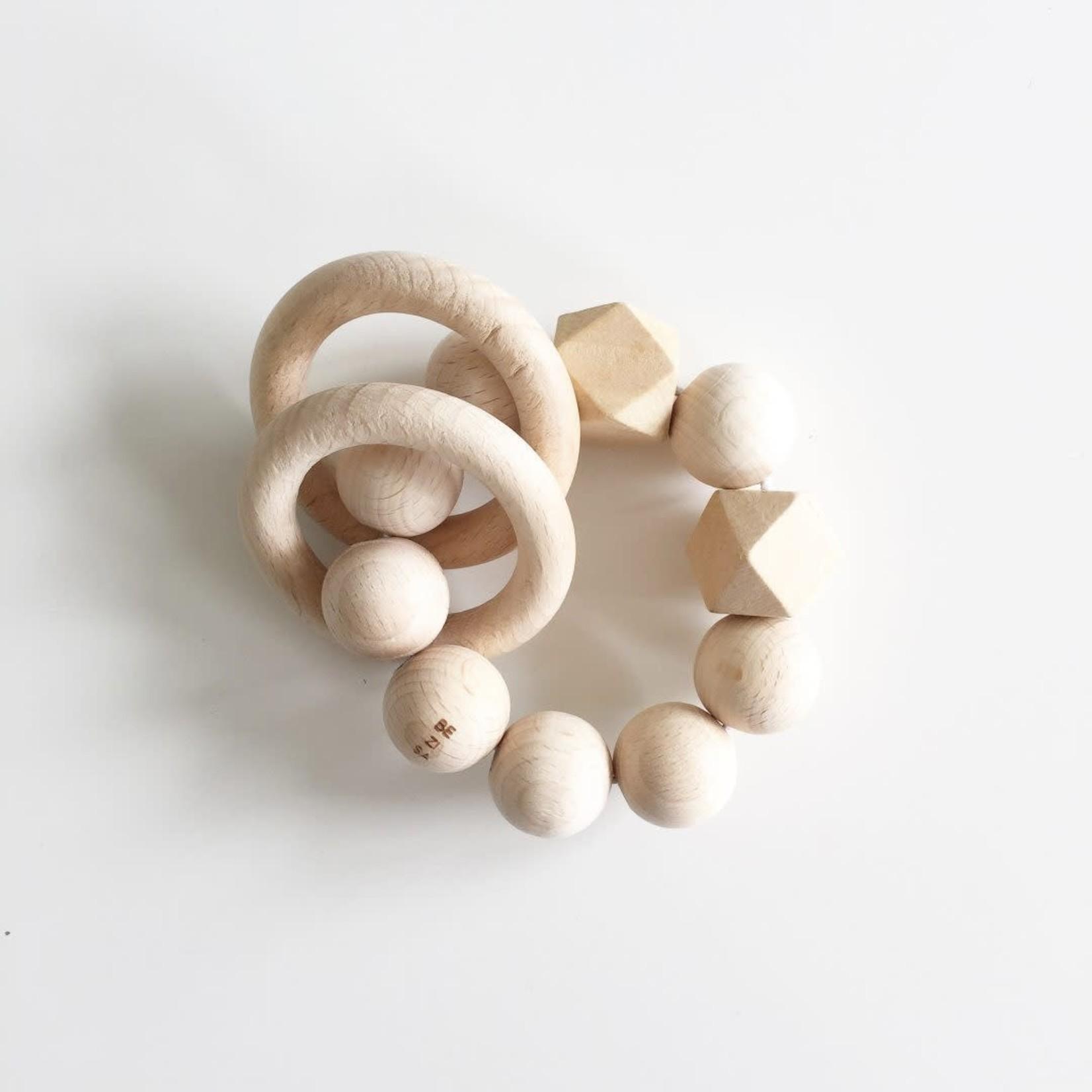 BEZISA Rammelaar Wooden Basics