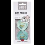 BIBS Fopspeen natuurrubber Mint/turquoise