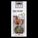 BIBS Fopspeen natuurrubber Woodchuck/H.green