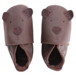 Bobux Soft Soles (Chocolate Cub)