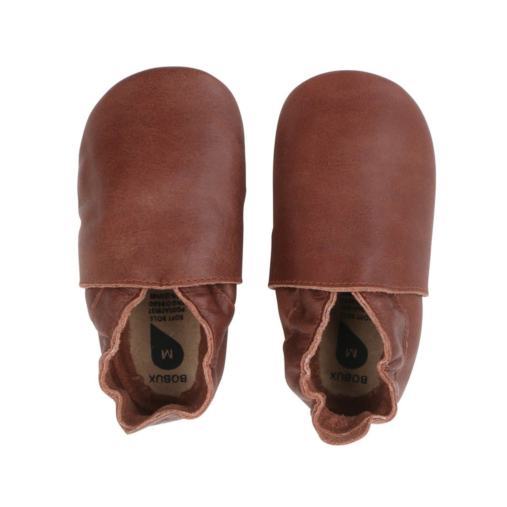 Bobux Soft Soles (Simple shoe toffee)