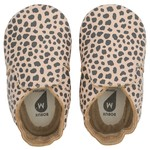 Bobux Soft Soles (Dalmation Rose)