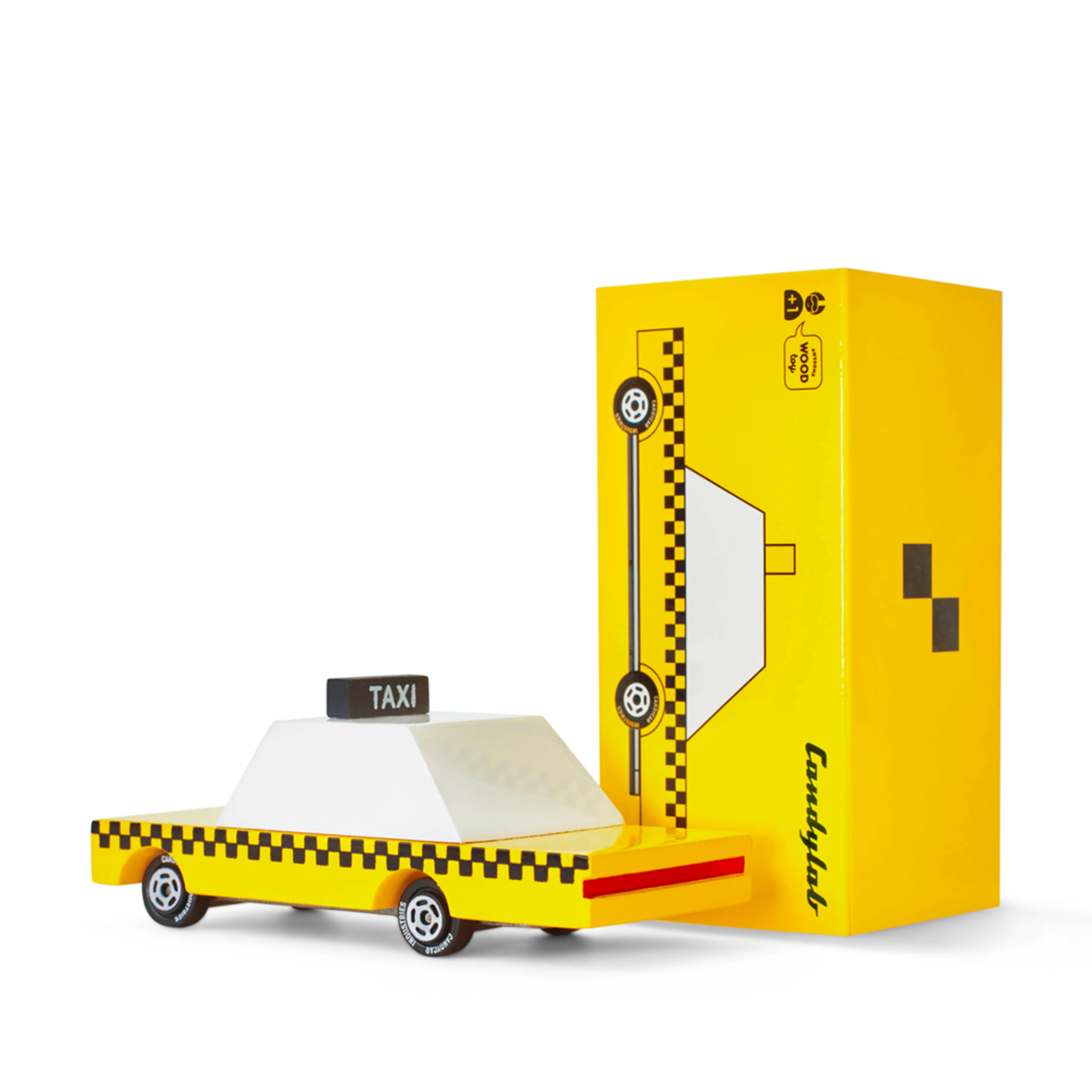 Candylab Toys Taxi