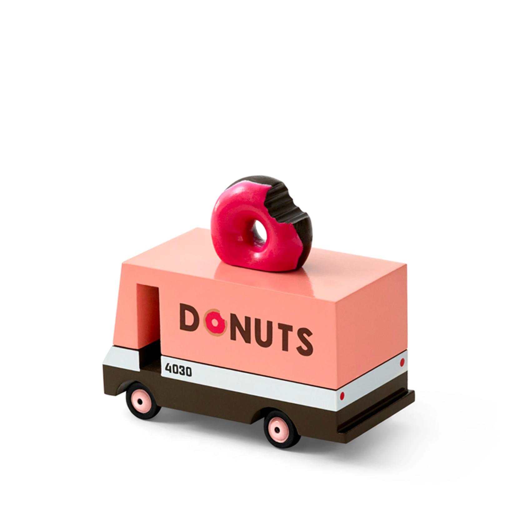 Candylab Toys Donut Van